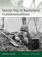 44568 - Rottman, G.L. - Elite 181: World War II Battlefield Communications