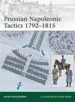 49426 - Hofschroer-Hook, P.-A. - Elite 182: Prussian Napoleonic Tactics