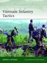 47696 - Rottman-Dennis, G.L.-P. - Elite 186: Vietnam Infantry Tactics