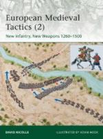 52374 - Nicolle-Hook, D.-A. - Elite 189: European Medieval Tactics (2) New Infantry, New Weapons 1260-1500
