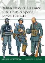 53590 - Crociani-Battistelli-Stacey, P.-P.P.-M. - Elite 191: Italian Navy and Air Force Elite Units and Special Forces 1940-45