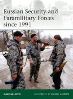 54575 - Galeotti-Shumate, M.-J. - Elite 197: Russian Security and Paramilitary Forces since 1991