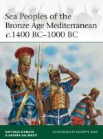57378 - D'Amato-Rava, R.-G. - Elite 204: Sea Peoples of the Bronze Age Mediterranean c.1400 BC-1000 BC