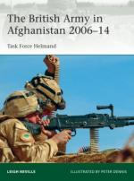 57379 - Neville-Dennis, L.-P. - Elite 205: British Army in Afghanistan 2006-14. Task Force Helmand