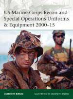 58699 - Kenneth Eward, J. - Elite 208: US Marine Corps Recon and Special Operations Uniforms and Equipment 2000-15