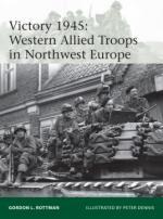 58700 - Rottman, G.L. - Elite 209: Victory 1945. Western Allied Troops in Northwest Europe