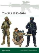 58702 - Neville, L. - Elite 211: The SAS 1983-2014