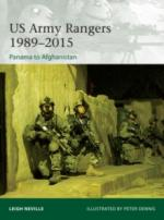 58703 - Neville, L. - Elite 212: US Army Rangers 1989-2015. Panama to Afghanistan
