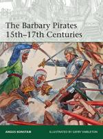 58704 - Konstam, A. - Elite 213: Barbary Pirates 15th-17th Centuries