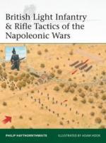 58696 - Haythornthwaite, P. - Elite 215: British Light Infantry and Rifle Tactics of the Napoleonic Wars