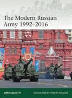 61767 - Galeotti, M. - Elite 217: Modern Russian Army 1992-2016
