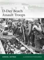 63079 - Rottman-Dennis, G.L.-P. - Elite 219: D-Day Beach Assault Troops