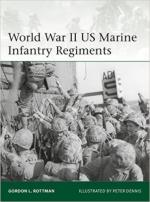 64087 - Rottman-Dennis, G.-P. - Elite 222: World War II US Marine Infantry Regiments