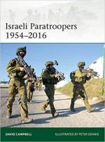 64833 - Campbell, D. - Elite 224: Israeli Paratroopers 1954-2016