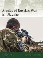 65757 - Galeotti-Hook, M.-A. - Elite 228: Armies of Russia's War in Ukraine