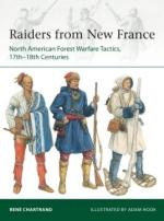 66538 - Chartrand-Hook, R.-A. - Elite 229: Raiders of New France. North American Forest Warfare Tactics, 17th-18th Centuries