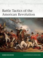 68402 - MacNiven-Hook, R.-A. - Elite 238: Battle Tactics of the American Revolution