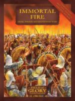 38051 - Bodley Scott-Dennis, R.-P. - Field of Glory 003: Immortal Fire. Field of Glory Greek, Persian and Macedonian Army List