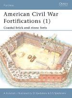 25973 - Konstam, A. - Fortress 006: American Civil War Fortifications (1) Coastal brick and stone forts