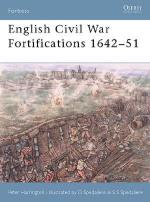 26780 - Harrington-Spedaliere, P.-D. - Fortress 009: English Civil War Fortifications 1642-51
