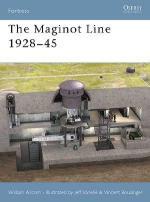 26732 - Allcorn-Vanelle, W.-J. - Fortress 010: Maginot Line 1928-45
