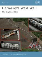27007 - Short-Taylor, N.-C. - Fortress 015: Germany's West Wall. The Siegfried Line