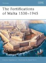 27008 - Stephenson-Noon, C.-S. - Fortress 016: Fortifications of Malta 1530-1945