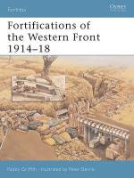 29891 - Griffith-Dennis, P.-P. - Fortress 024: Fortifications of the Western Front 1914-18