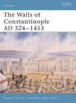 29926 - Turnbull-Dennis, S.-P. - Fortress 025: Walls of Constantinople AD 413-1453