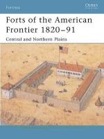 30558 - Field-Hook, R.-A. - Fortress 028: Forts of the American Frontier 1820-91. Central and Northern Plains