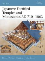 32064 - Turnbull-Dennis, S.-P. - Fortress 034: Japanese Fortified Temples and Monasteries AD 710-1062