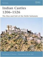 34768 - Nossov, K.S. - Fortress 051: Indian Castles 1206-1526. The Rise and Fall of the Delhi Sultanate