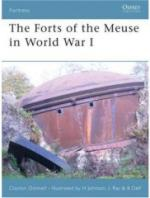 35929 - Donnell-Johnson, C.-H. - Fortress 060: Forts of the Meuse in World War I