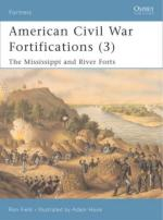 37169 - Field-Hook, R.-A. - Fortress 068: American Civil War Fortifications (3) The Mississippi and River Forts