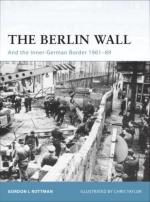 38055 - Rottman-Taylor, G.-C. - Fortress 069: Berlin Wall and the Inner-German Border 1961-89