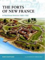 38061 - Chartrand-Delf, R.-B. - Fortress 075: Forts of New France in Northeast America 1600-1763