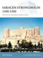 42971 - Nicolle, D. - Fortress 087: Saracen Strongholds 1100-1500. The Central and Eastern Islamic Lands