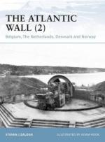 42973 - Zaloga, S.J. - Fortress 089: Atlantic Wall (2) Belgium, The Netherlands, Denmark and Norway