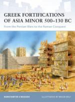 42974 - Nossov, K.S. - Fortress 090: Greek Fortifications of Asia Minor 500-130 BC. From the Persian Wars to the Roman Conquest
