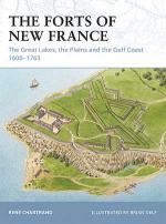 44600 - Chartrand, R. - Fortress 093: Forts of New France