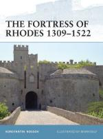 44603 - Nossov, K. - Fortress 096: Fortress of Rhodes 1309-1522