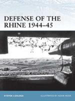 47732 - Zaloga-Hook, S.J.-A. - Fortress 102: Defense of the Rhine 1944-45