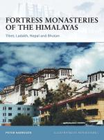 47734 - Harrison-Dennis, P.-P. - Fortress 104: Fortress Monasteries of the Himalayas. Tibet, Ladakh, Nepal, adn Bhutan