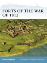 50868 - Chartrand-Spedaliere, R.-D. - Fortress 106: Forts of the War of 1812
