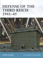 52381 - Zaloga-Hook, S.J.-A. - Fortress 107: Defense of the Third Reich 1941-45