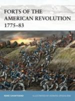 58772 - Chartrand, R. - Fortress 110: Forts of the American Revolution 1775-83