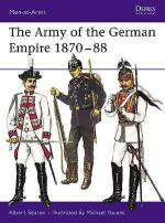 25103 - Seaton-Ottenfeld, A.-M. - Men-at-Arms 004: Army of the German Empire 1870-1888