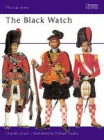 25496 - Grant-Youens, C.-M. - Men-at-Arms 008: Black Watch