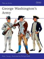 25768 - Young-Roffe, P.-M. - Men-at-Arms 018: George Washington's Army