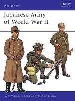 24926 - Warner-Youens, P.-M. - Men-at-Arms 020: Japanese Army of World War II